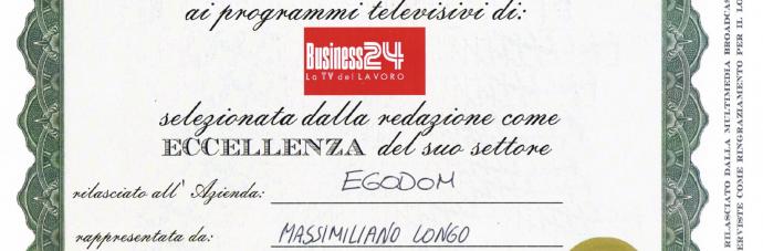 Egodom Eccellenza Italiana Domotica
